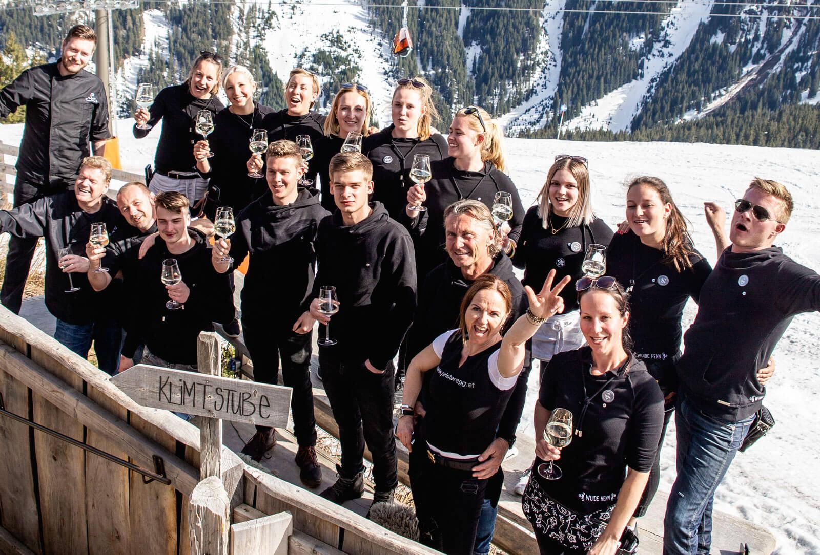 hendl-fischerei Team